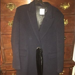 NWT Paris coat rescue coat Sandro